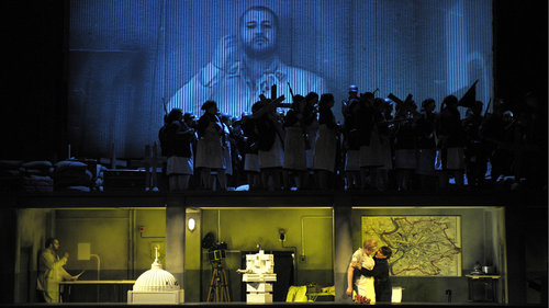 Rienzi, der letzte der Tribunen in Berlin: Deutsche Oper Berlin